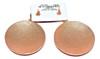 Adami & Martucci Pink Stingray Circle Rose Gold Earrings