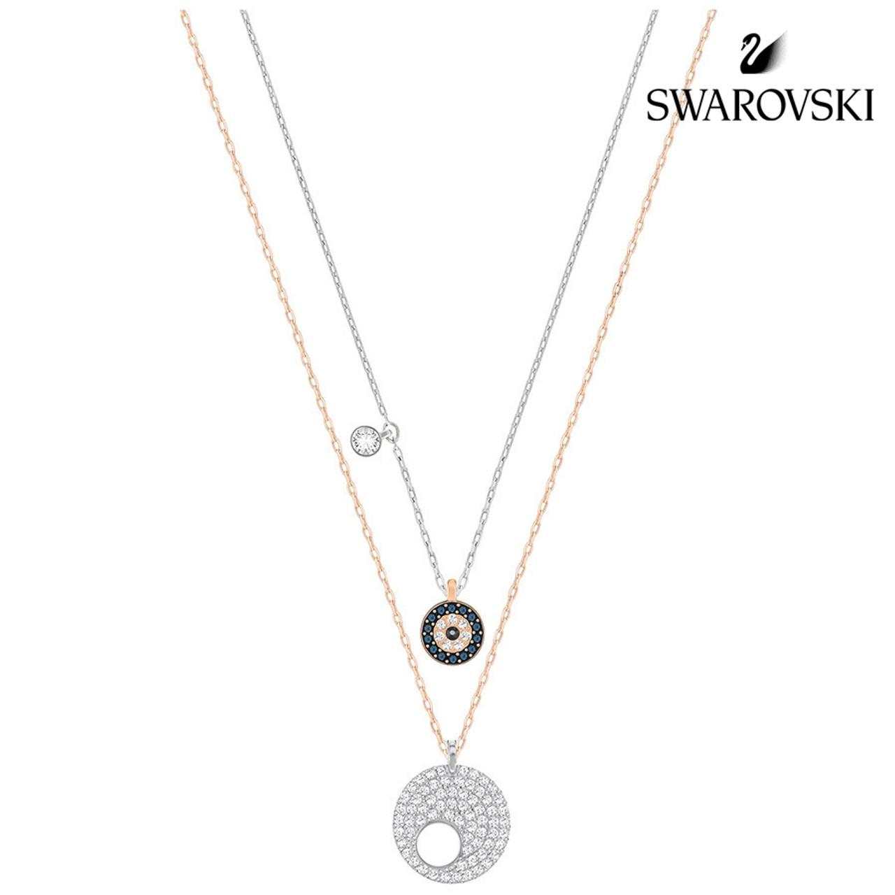 Swarovski-Crystal-Wishes-Evil-Eye-Pendant -Set-Mixed-plating-5272243  10343.1531024005.jpg c 2 imbypass on 484d6d973647