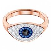 Swarovski Evil Eye Duo Ring
