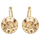 Swarovski Bella Gold Earrings