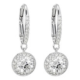 Swarovski Attract Clear Crystal Earrings