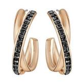 Swarovski Dynamic Hoop Earrings