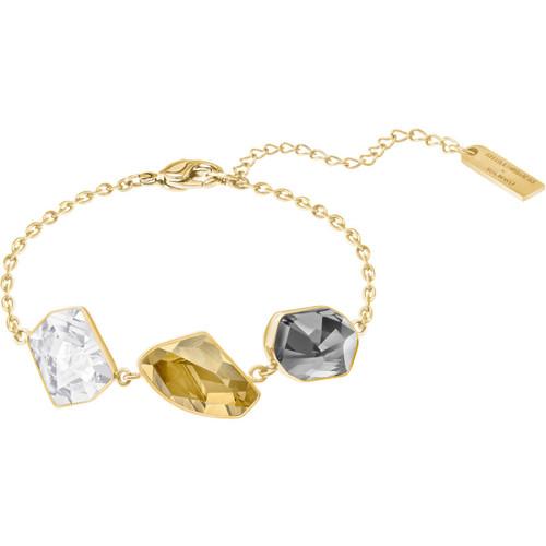 Swarovski Prisma Gold Bracelet