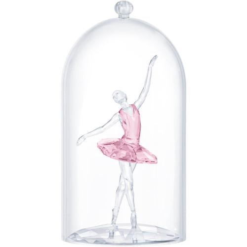 Swarovski Ballerina Under the Bell Jar Crystal Figurine - NEW 2019