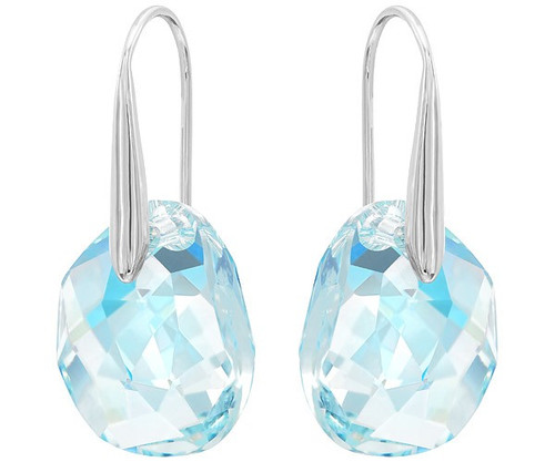 Swarovski Galet Lazo Pierced Earrings