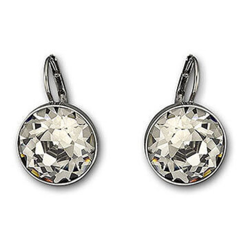 Swarovski Bella Black Rhodium Earrings