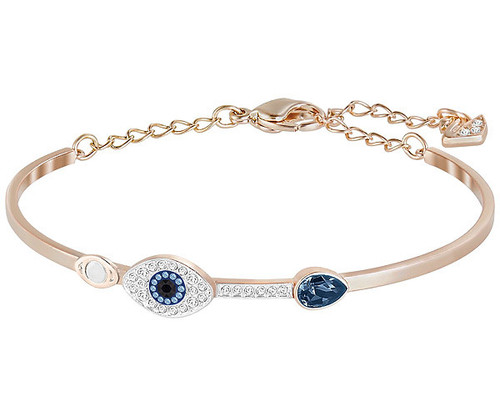 Swarovski Evil Eye Bangle/Bracelet