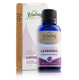Ingredients: 100% pure lavender oil.  Aroma: Richly floral, sweet and herbaceous. A powerfully relaxing scent.  Benefits: One of the most powerfully relaxing and sleep-inducing scents. Lowers stress levels. Relieves aches and pains when diluted properly and applied to skin. Extraction Method: Steam distillation of fresh flowering tops of lavender.
