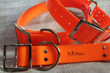 "Extra large Dog Collars 1 1/2"" wide  25""long"