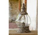Led Lantern - Vintage Carriage Style