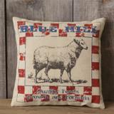 Pillow - Sheep Blue Hill Quality Feeds