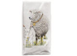 Sheep Spring Towel