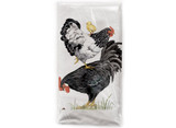 Stacked Chicken  Towel
