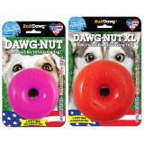 Ruff Dawg Indestructible Dawg Nut Dog Toy Extra Large Assorted 4.5″ x 4.5″ x 4.5″ – DAWGNUTXL
