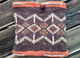 Peruvian Trading Co. Neck Warmer / Brown