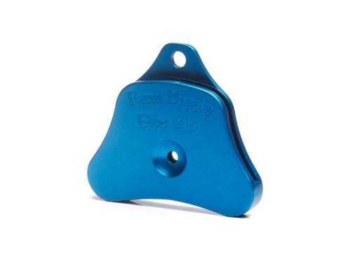 Blue Bird Light   Whistle / Aluminum