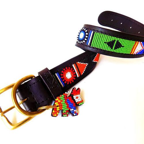 Maragoli Dog Collar from Kenya
