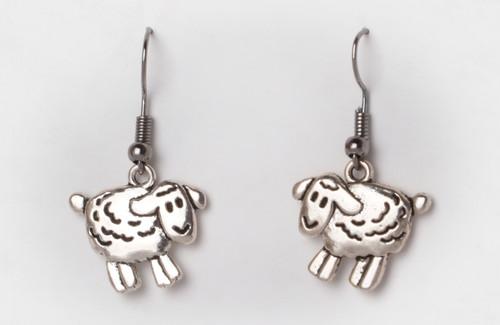 Sheepish Earrings
