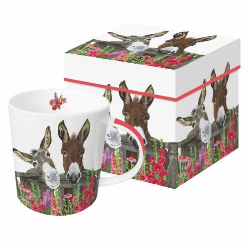 Peanut  Butter & Jelly Gift- Box  Mug