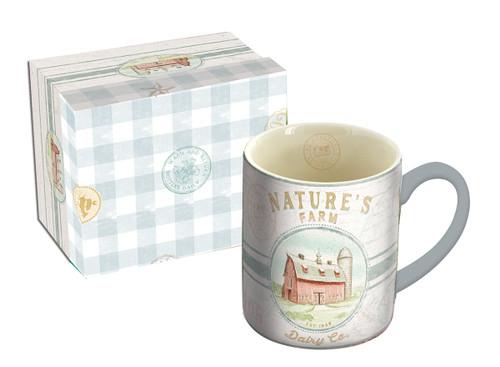 Natures Farm / Gift Boxed Mug