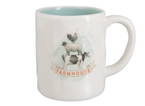 Farm house  Mug