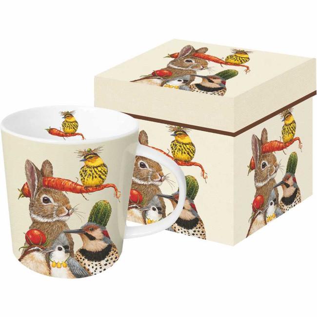Harvest Party  Gift Boxed Mug / Vicki Sawyer