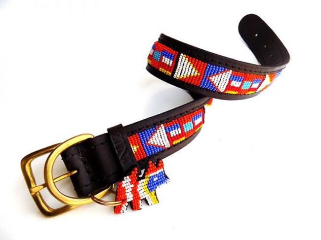 Markawet Dog Collar from Kenya
