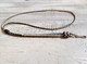 Leather Lanyard/ Hand -  Braided Kangaroo