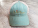Farm Diggity Hat /Teal / Khaki