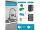 Skoy Scrub, Environmentally-Friendly, Dishwasher Safe, 2-Pack