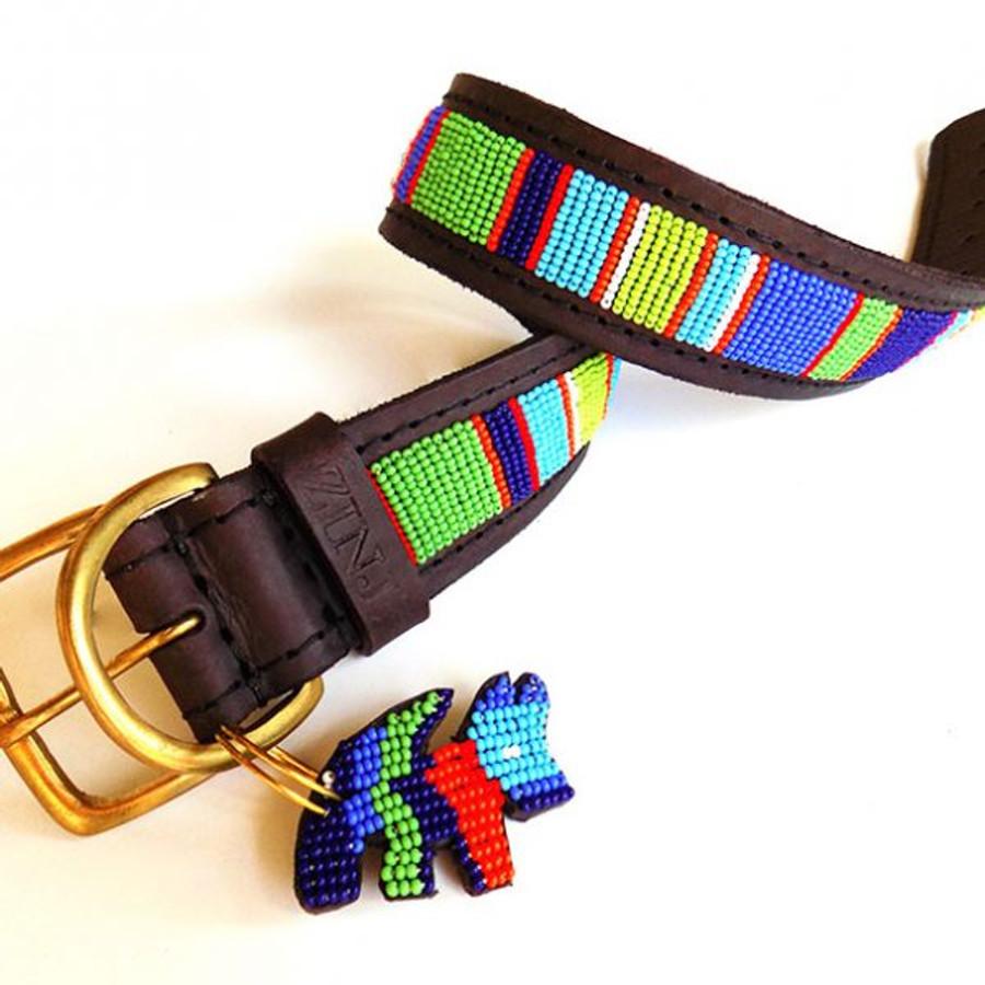 Reef Dog Collar from Kenya