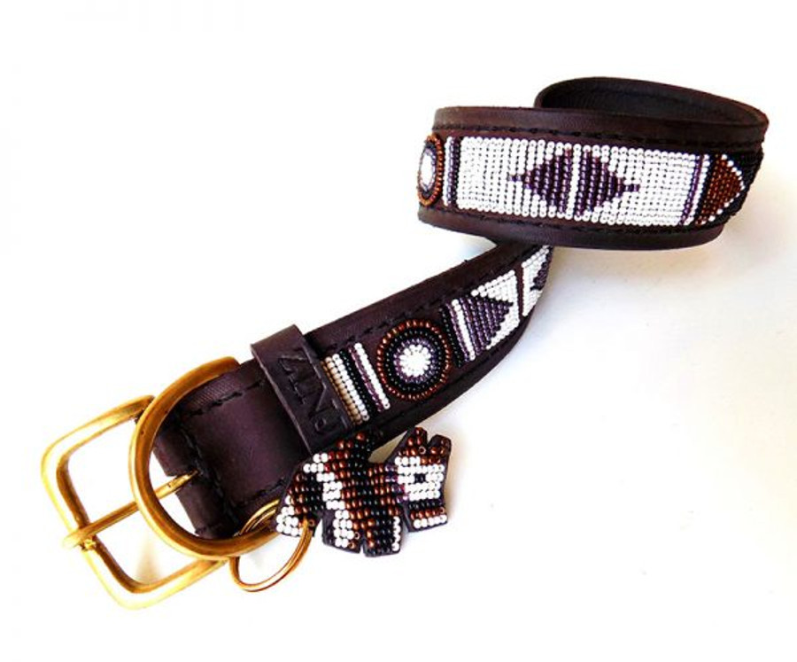 Swahill Dog Collar from Kenya