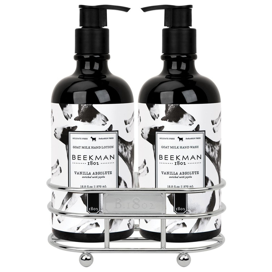 Vanilla Absolute Hand Care Duo Caddy Set