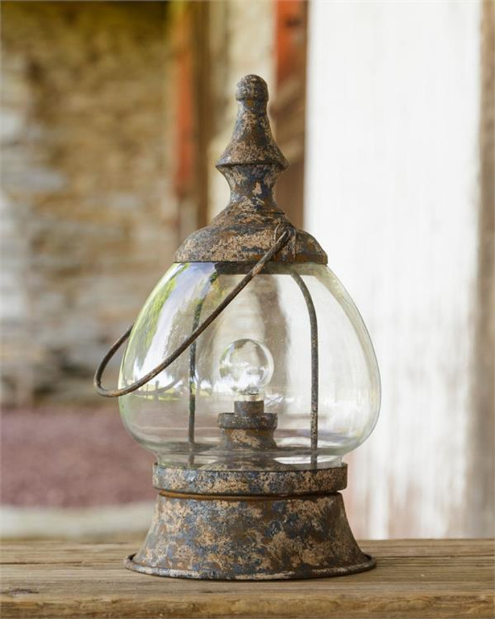 Led Lantern - Vintage Carriage Style