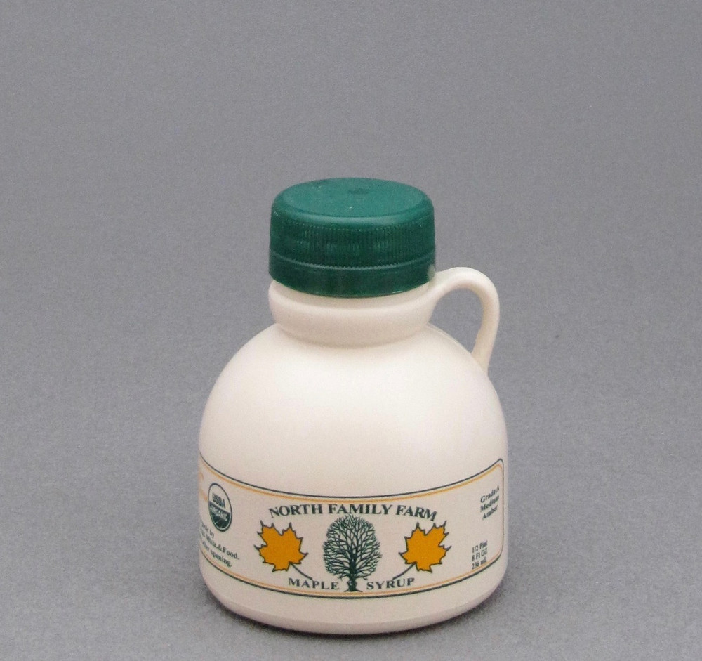 Maple Syrup Half Pint Jug