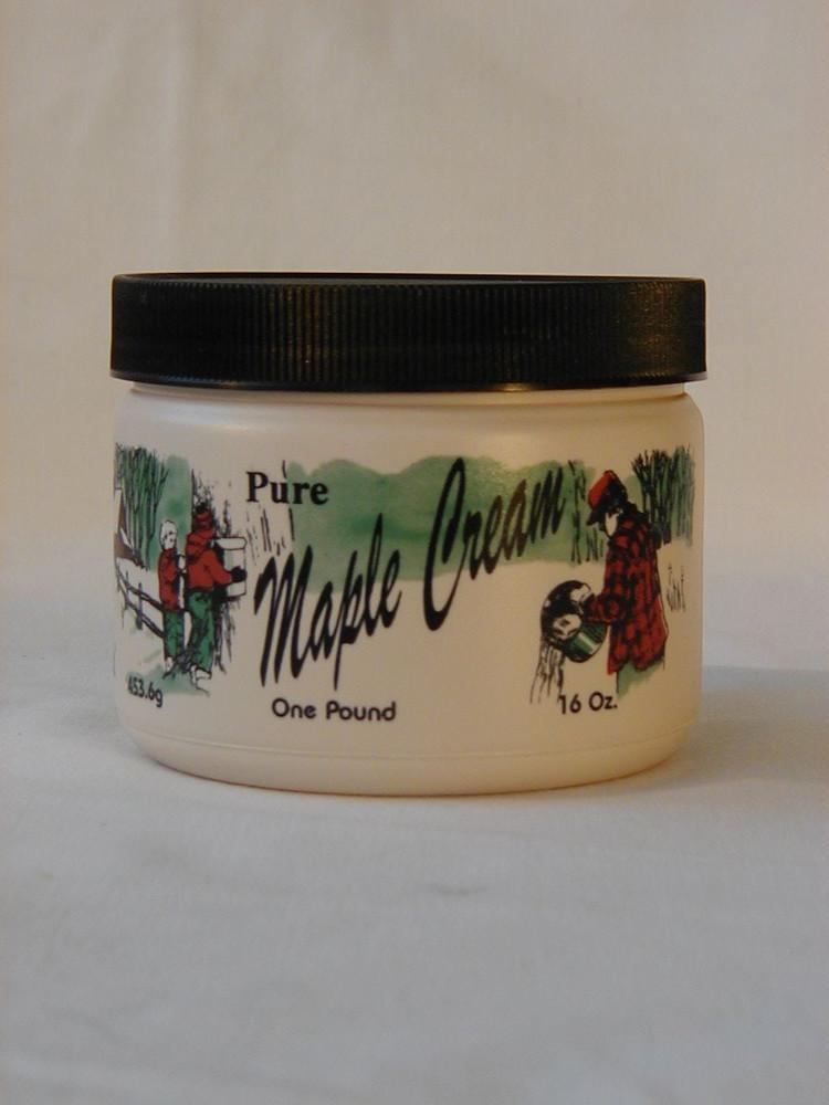 Maple Cream One Pound