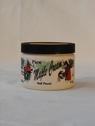 Maple Cream Half Pound