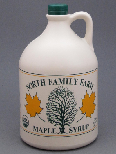 Maple Syrup Gallon Jug