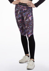 Girl's Dance Leggings