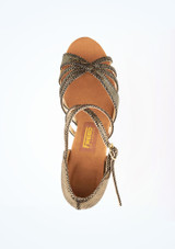 """Freed Lidia  Dance Shoe 2.5 Gold #2. [Gold]"""""""
