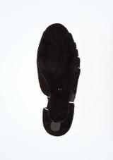 "Merlet Danube Ballroom & Latin Shoe 2 Black #3. [Black]"""