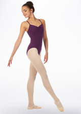 Move Lexie Leotard NEW Purple front. [Purple]