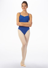 Move Lexie Leotard NEW Blue front. [Blue]
