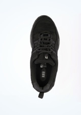 Bloch Boost Canvas Dance Sneaker Black #2. [Black]