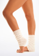 Ankle Warmers White [White]