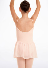 Bloch Blossom Skirted Leotard Pink #2. [Pink]