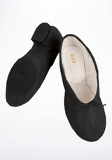 Bloch Paris Teaching Ballet Shoe Black #2. [Black]