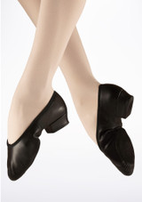 Bloch Paris Teaching Ballet Shoe Black. [Black]