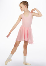 Move Heidi Pull-On Dance Skirt Pink front.