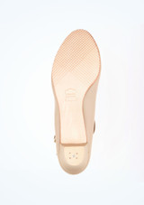 So Danca Character Shoe 3  Tan #3. [Tan]""